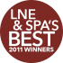 Best Winners 2011 - LNE & SPA's
