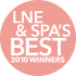 Best Product Award 2010 - LNE & SPA's