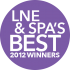 Best Product Award 2012 - LNE & SPA's