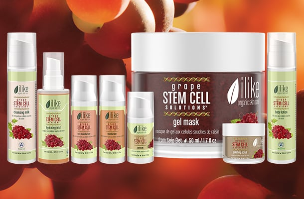 Grape Stem Cell Solutions line
