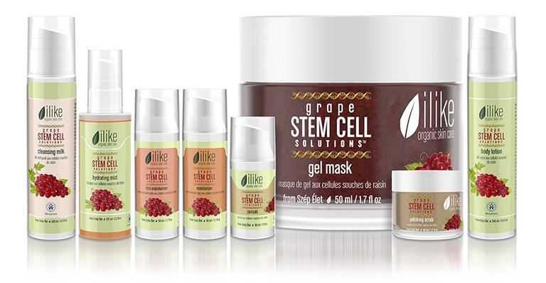 Save Grape Stem Cell Solutions line shot
