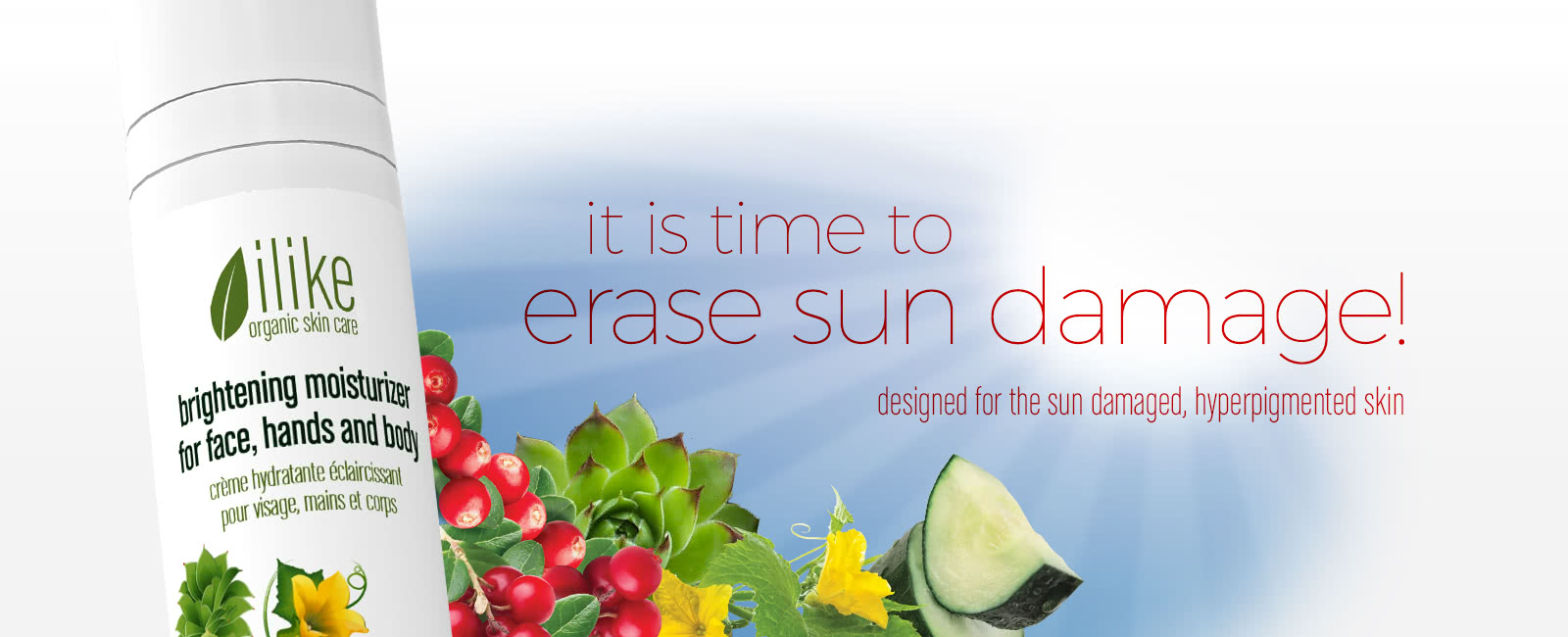It Is Time To Erase Sun Damage! Game Changer In Treatment Of Hyperpigmentation