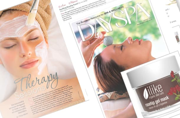 Soothing Rosehip Facial with DaySpa