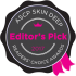 Readers' Choice Awards' 2017 - ASCP Skin Deep Editor's Pick