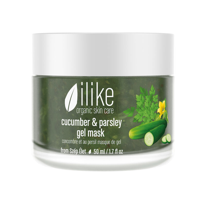 Cucumber & Parsley Gel Mask